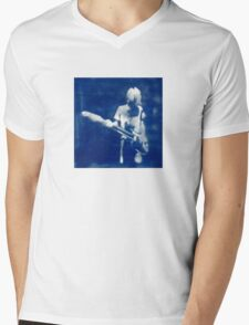 guitar boy Mens V-Neck T-Shirt