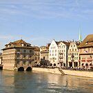 Zurich by Albert Crawford