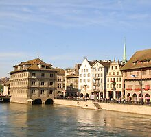 Zurich by Albert Crawford