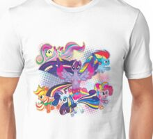 Rainbow Power! Unisex T-Shirt