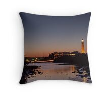 Dusk at Ponce Inlet Throw Pillow