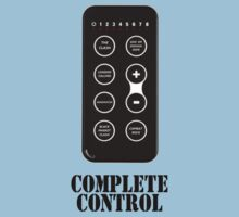 Complete Control by Andrew Alcock