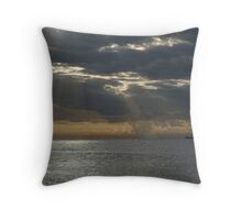 Sunrise, Currimundi Throw Pillow