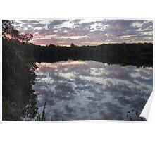 Sunset Currimundi Poster