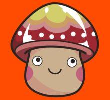 Yupper Mushroom Kids Clothes