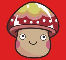Yupper Mushroom by SlushPlush