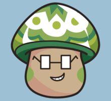 Groovy Mushroom Kids Clothes