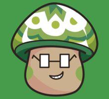 Groovy Mushroom by SlushPlush