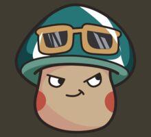 Cheeky Mushroom by SlushPlush