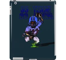 GO TEAM! iPad Case/Skin
