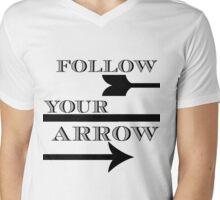 The Best Kind of Directions  Mens V-Neck T-Shirt