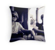 Zoe & Jarrad Throw Pillow