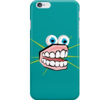 Personality Teeth iPhone Case/Skin