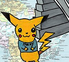 Machu Pikachu by jerasky