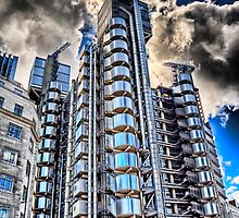 Lloyds Tower, City of London by phase44