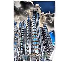 Lloyds Tower, City of London Poster