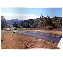 Vics Road Poster