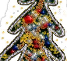 Aussi  X-mas cockatoo (shirt) Get ready for Christmas! Sticker