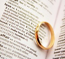 Wedding Ring and Text by boudicashots