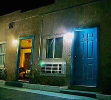 Motel - Barstow CA USA by Rick Box