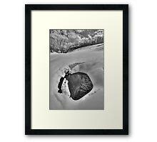 Bogong High Plains Framed Print