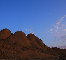 Spitzkoppe Sunrise by ChrisCoombes