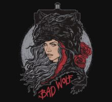 Bad Wolf-Black by zerobriant
