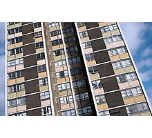 High Rise Living II Photographic Print