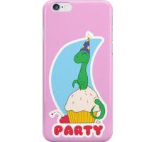 Party Cupcake Fruit iPhone Case/Skin