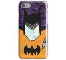 Batman as Geordi La Forge iPhone Case/Skin