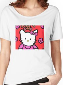 Wheres My Teddy Women's Relaxed Fit T-Shirt