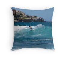 Bondi Beach. Throw Pillow