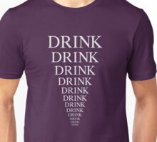 DRINK & REPEAT Unisex T-Shirt