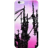 Post Apocalyptic Skyline iPhone Case/Skin