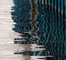 Blue Reflect by Kristi Robertson