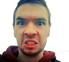 Jacksepticeye: staring into your soul by Katie Scott