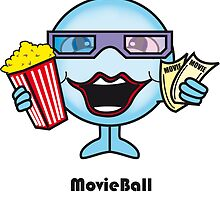 Movie Ball by brendonm