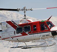 Bell 212 approach by craig siepman