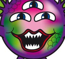 Monster Ball Sticker