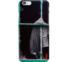 a broken window iPhone Case/Skin