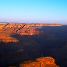 Sunrise At The Grand Canyon by thruHislens .