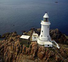 La Corbiere Lighthouse, Jersey - KAP by Kevin Lajoie