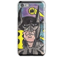 B-Man iPhone Case/Skin