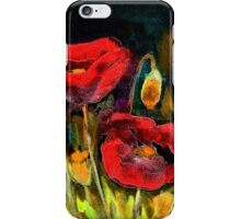 Red Explosion iPhone Case/Skin