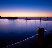 Maroubra Dawn by Steven Arnold