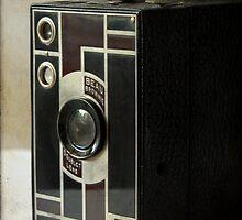 Kodak Brownie by Colleen Drew