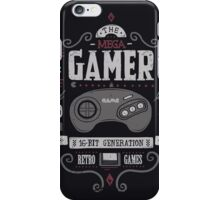 Mega gamer iPhone Case/Skin