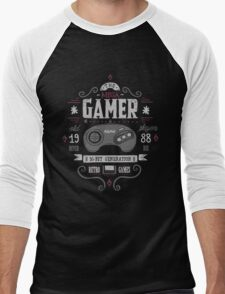 Mega gamer Men's Baseball ¾ T-Shirt