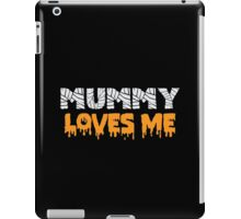 Mummy Loves Me iPad Case/Skin