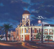 Boulder Town Hall,West Australia by robynart
